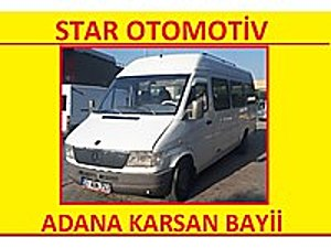 1997 MERCEDES SPRİNTER 312 D 14 1 - TURBOLU MERCEDES - BENZ SPRINTER 312 D