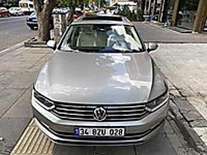 90.000 KM DE 2015 PASSAT VARİANT 1.6 TDİ 120 BG PANORAMİK TAVAN Volkswagen Passat Variant 1.6 TDi Comfortline