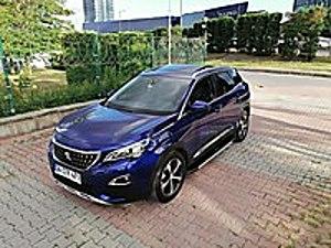 SIFIR DOLU DOLU PEUGEOT 3008 BULUNMAZ ÖZEL LANSMAN RENGİ Peugeot 3008 1.6 PureTech Active Prime Edition