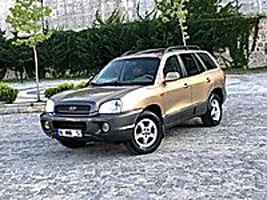 SIFIR TADINDA SUNROOFLU SANTA FE 2.7V6 175HP Hyundai Santa Fe 2.7 V6