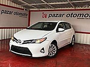 PAZAR OTO 2013 MODEL TOYOTA AURİS 1.33 LİFE 40.000 KM DEDİR Toyota Auris 1.33 Life