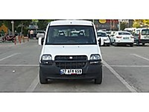 EXPERTIZ RAPORLU ORJINAL KM BAKIMLI BAGAJ TEK KAPI CAMLI Fiat Doblo Combi 1.9 JTD SX