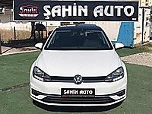 ŞAHİN AUTODAN 2020 SIFIR KM GOLF 1.5 TSİ COMF.DSG CAM TAVAN Volkswagen Golf 1.5 TSI Comfortline