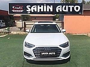 ŞAHİN AUTODAN 2020 SIFIR KM AUDİ A 4 40 TDİ ADVANCED S-TRONİC Audi A4 A4 Sedan 2.0 TDI Advanced