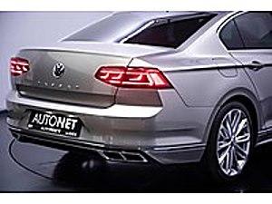 BOYASIZ 2019 PASSAT 1.6 TDİ R LİNE FULL FULL 8.000 KM DE Volkswagen Passat 1.6 TDI BlueMotion R Line