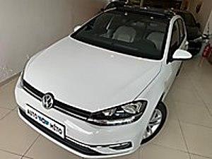 2020 MODEL SIFIR KM VW GOLF 1.5 TSİ CAM TAVAN BEYAZ SHETLAND... Volkswagen Golf 1.5 TSI Comfortline
