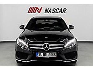 NASCAR   2018 ÇIKIŞLI C200D AMG HATASIZ TRAMERSİZ  18KDV FULL Mercedes - Benz C Serisi C 200 d BlueTEC AMG