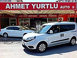 AHMET YURTLU AUTO 2020 DOBLO 2.000KM PREMİO PLUS 120PS BOYASIZ Fiat Doblo Combi 1.6 Multijet Premio Plus