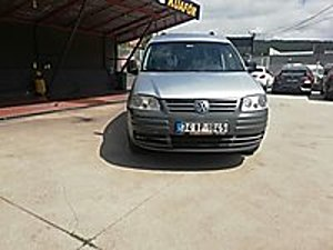 2005 Model Temiz Volkswagen Caddy Combi Volkswagen Caddy 1.9 TDI Kombi