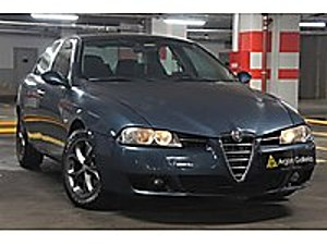 ARGON DAN 2004 ALFA 156 MK2 Makyajlı Kasa  Benzin  Lpg  Manuel.. Alfa Romeo 156 1.6 TS Distinctive