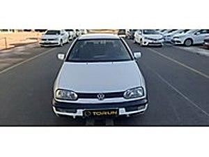 TORUN OTOMOTİVDEN .. 1995 MODEL GOLF 3   TAKAS OLUR   Volkswagen Golf 1.8 GL