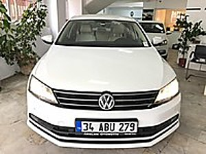 45.000 KM 2017 JETTA 1.4 TSİ COMFORTLİNE DSG Volkswagen Jetta 1.4 TSI BlueMotion Comfortline