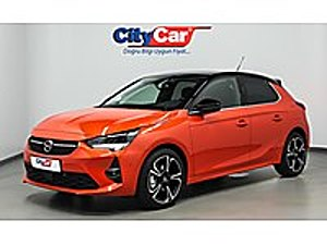SIFIR KM CORSA 1.2T 130 BG ULTİMATE CAM TAVAN ÇİFT RENK Opel Corsa 1.2 Ultimate