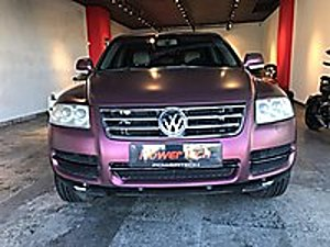 POWERTECH 2005 MODEL TOUAREG 2.5 TDİ Volkswagen Touareg 2.5 TDI