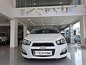 HATASIZ CHEVROLET AVEO 1.4 BENZİNLİ OTOMATİK Chevrolet Aveo 1.4 LT
