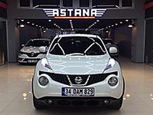 ASTANA MOTORS 2014 MODEL NİSSAN Juke 1.6 4x2 Sport Pack CVT Nissan Juke 1.6 Sport Pack