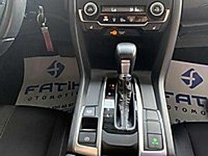 2018 BOYASIZ HATASIZ 19 BİN KM DE ECON ELEGANCE NAVİGASYON   Honda Civic 1.6i VTEC Eco Elegance