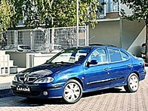 DEĞİŞENSİZ 2002 MEGANE 1.6 16VALF VADELİ SENETLİ 200.000 KMDE Renault Megane 1.6 RTE