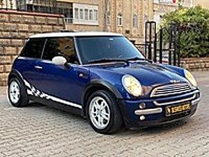 ARACIMIZ 2004 MODEL MİNİ COOPER 1.6 BENZİN-LPG EN DOLU MODELİDİR Mini Cooper 1.6 Türkiye Paketi
