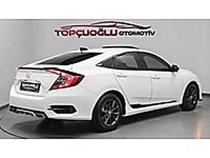 TOPÇUOĞLU OTOMOTİV DEN SIFIR HONDA CIVIC ECO ELEGANCE Honda Civic 1.6i VTEC Eco Elegance