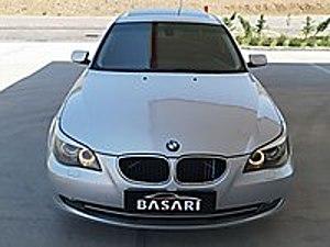BAŞARI OTODAN 2008 MODEL BMW 520D JOYİSTİK 177 HP BMW 5 SERISI 520D STANDART