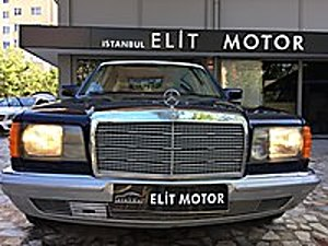 ist.ELİT MOTOR dan 1982 MODEL MERCEDES 280 SE Mercedes - Benz 280 280 SE