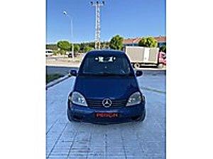 PERÇİN OTODAN TERTEMİZ 2003 VANEO Mercedes - Benz Vaneo 170 CDI Trend