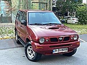 AUTO HAYAL 1999 NİSSAN TERRANO SUNROFF ELEGANCE OTOMATİK VİTES Nissan Terrano 2.7 TDI Elegance