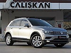 ÇALIŞKAN OTO SAMSUN CAM TAVAN HAYALET FULL PAKET TİGUAN HİGHLİNE Volkswagen Tiguan 1.4 TSI Highline