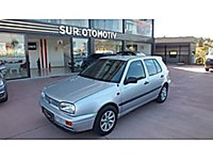 SUR DAN 97 MODEL GOLF LPG OTAMATIK ORJ 170 BIN KM Volkswagen Golf 1.8 CL