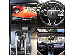 ÖZGÜVEN OTOMOTİVDEN HATASIZ  ISITMA SANROOF HAYALET 47000 KM Honda Civic 1.6i VTEC Eco Elegance