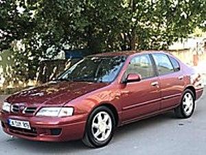 ULUTÜRK OTOMOTİVDEN 1998 NİSSAN PRİMERA 2 0 MOTORLPG Lİ FULL Nissan Primera 2.0 SE