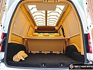 SEYYAH OTO 2015 Özel Vip Dizayn Caddy Long 1.6 TDI Volkswagen Caddy 1.6 TDI Trendline