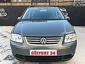 GALERİ 34 ten 2004 Otomatik vites Touran 1.6 FSİ Comfortline Volkswagen Touran 1.6 FSI Comfortline