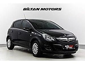 BİLTAN MOTORS 2013 81.000 KM OTOMATK SERVS BAKMLI 48AY SNT KREDİ Opel Corsa 1.2 Twinport Essentia