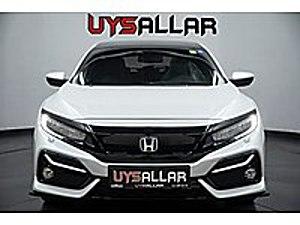UYSALLAR OTOMOTİV DEN 2020 CİVİC  182BG DÜZ VİTES ŞERİT TAKİP Honda Civic 1.5 VTEC Sport Plus