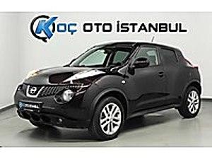 ARACIMIZ ŞENGÜL OTOMOTİV GANİYE OPSİYONLANMIŞTIR Nissan Juke 1.6 Sport Pack