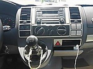 TAŞAR OTOMOTİV DEN 2007 MODEL TERMAL PAKET UZUN ŞASİİ TRANSPOR Volkswagen Transporter 2.5 TDI Camlı Van