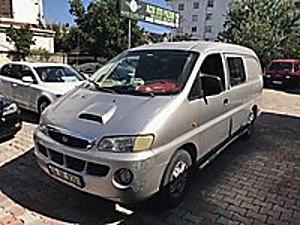 HAS ÇAĞLAR OTODAN 2003 MODEL STAREX 157.000 KMDE Hyundai Starex Camlı Van