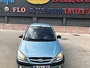 ÖZBAHAR OTOMOTIV DEN 2008 MODEL 1.SINIF 4 SILINDIR GETZ Hyundai Getz 1.5 CRDi VGT