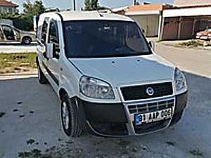 2006 UZUN ŞASE MAXİ Fiat Doblo Cargo 1.3 Multijet Active Maxi