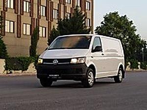 SADECE 6000KM DE 2019 MODEL UZUN ŞASİ TRANSPORTER  Volkswagen Transporter 2.0 TDI Panel Van