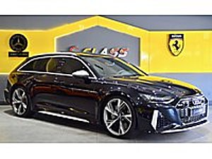 SCLASS dan 2020 AUDİ RS6 4.0 600 HP SERAMİK   AKS  FULL Audi RS RS 6