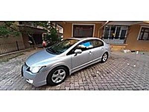 ERDOĞANLARDAN 2008 MODEL CİVİC OTOMATİK Honda Civic 1.6i VTEC Elegance