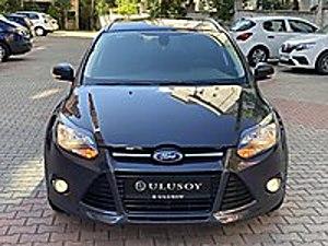 2013 FOCUS TİTANİUM 118.000 KM İLK EL FUL YETKİLİ SERVİS BAKIMLI Ford Focus 1.6 TDCi Titanium