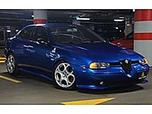 ARGON DAN 2001 Alfa Romeo 156 Mk1 BOYASIZ  KUSURSUZ  205.000 Km. Alfa Romeo 156 1.6 TS Distinctive