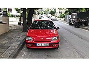 1998 REANULT CLİO 1.4 TAM OTOMATİK KLİMALİ Renault Clio 1.4 RT