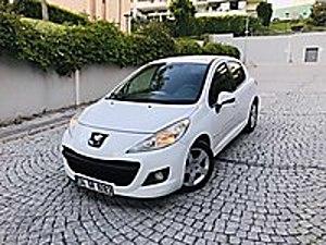 GALERİ SAVCIDAN 2011 1.6 VTİ ACTİVE ORJİNAL 73.000 KM de OTOMATK Peugeot 207 1.6 VTi Active