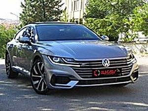 TR DE TEK ÖZEL ÜRETİM 2019 VW. ARTEON 19.000 KM DE Volkswagen Arteon 2.0 TDI R-Line