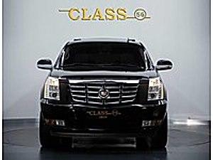 CLASS-56 DAN 2008 MODEL CADİLLAC ESCALADE 66.000 BİN KM HATASIZ Cadillac Escalade 6.2 V8